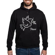Peace Dove Hoodie