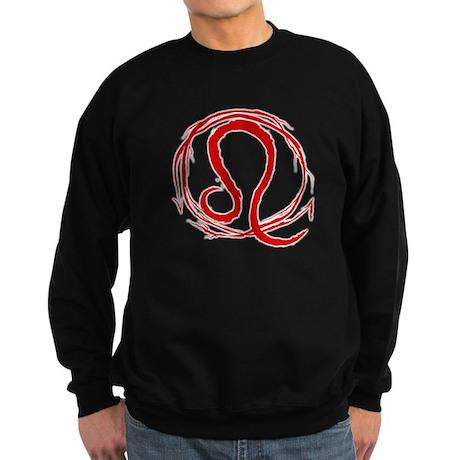Leo Circle Sweatshirt (dark)