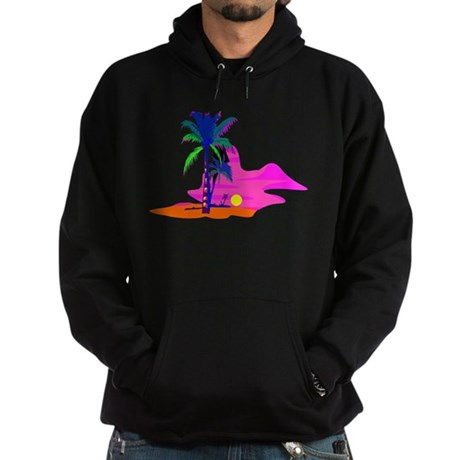 Palm Island Sunset Hoodie (dark)