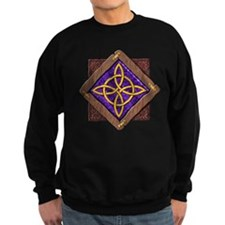 3-D Witches Knot Jumper Sweater