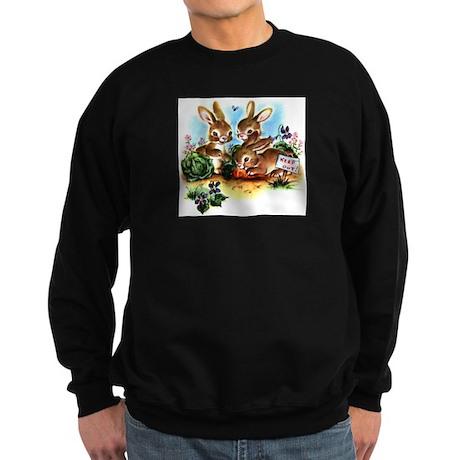 BUNNY PATCH Sweatshirt (dark)