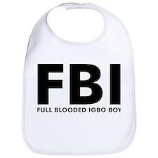 Full Blooded Igboboy Bib