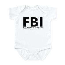 Full Blooded Igboboy Infant Bodysuit