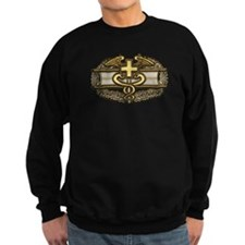 Combat Medic(gold) Sweatshirt
