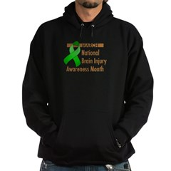 Brain Injury Month Hoodie