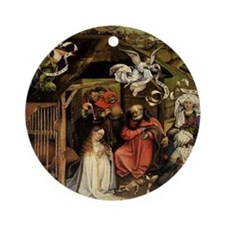 Heavenly Ornament (Round)