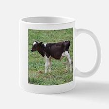 holstein calf Mug