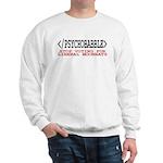 End Liberal Psychobabble Sweatshirt