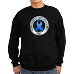Colorectal Cancer Month Sweatshirt (dark)
