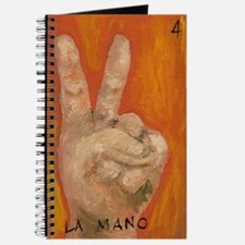 Loteria Series 08: La Mano Journal
