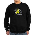 Endometriosis Month Sweatshirt (dark)