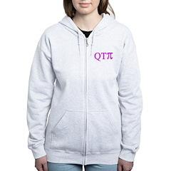 QTPi Zip Hoodie