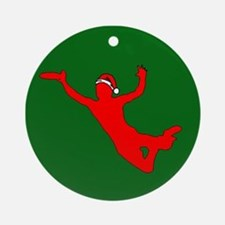 Ultimate Christmas Ornament (Round)