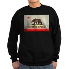 California Bear Flag Sweatshirt