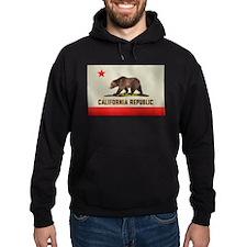 California Bear Flag Hoody
