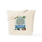 tybee island museum Tote Bag