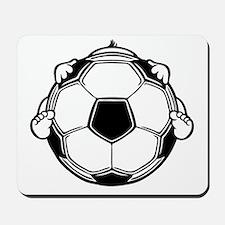 Soccer Baby Mousepad