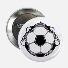 """Soccer Baby 2.25"""" Button"""