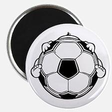 Soccer Baby Magnet