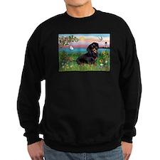 Lighthouse Doxie Sweatshirt