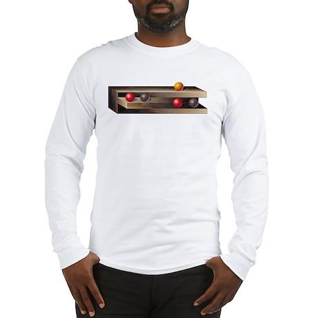 Optical Shelves Long Sleeve T-Shirt