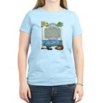 tybee island museum Women's Light T-Shirt