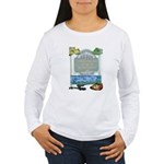 tybee island museum Women's Long Sleeve T-Shirt