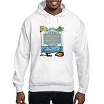 tybee island museum Hooded Sweatshirt