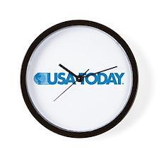Unique News Wall Clock