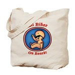 Lil Biker Tote Bag