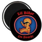 Lil Biker Magnet