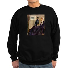 Mom's Dobie (#1) Sweatshirt