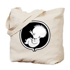 Rock Belly Tote Bag