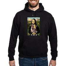 Mona and Fox Terrier Hoodie