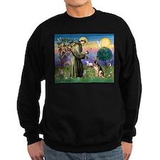 St Francis & G-Shepherd #2 Sweatshirt