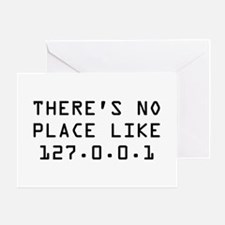 There's Home Greeting Card