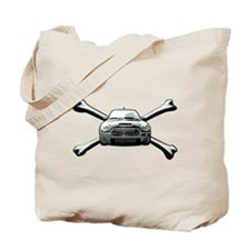 Cooper Crossbones Tote Bag
