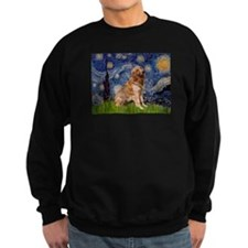 Starry / Golden (B) Sweatshirt