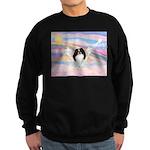 Japanese Chin Angel Sweatshirt (dark)