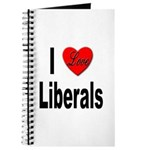 I Love Liberals Journal
