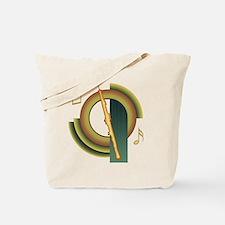 Oboe Deco Tote Bag