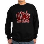 Retro That's How I Roll Tract Sweatshirt (dark)