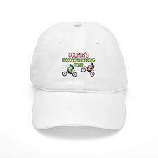 Cooper's Motorcycle Racing Baseball Cap