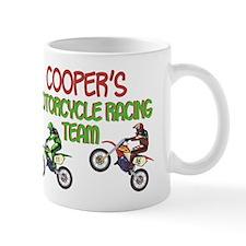 Cooper's Motorcycle Racing Mug
