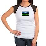 BFGTV Women's Cap Sleeve T-Shirt