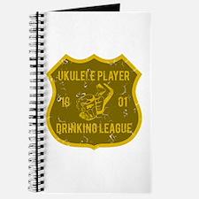 Ukulele Drinking League Journal