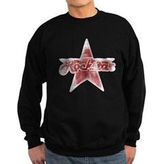 Super Distressed Rockstar Sweatshirt (dark)