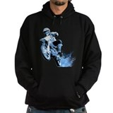 Motorbike Dark Hoodies