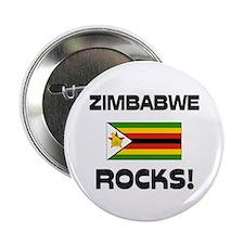 """Zimbabwe Rocks! 2.25"""" Button"""