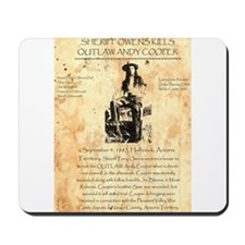 Andy Cooper Mousepad